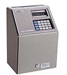 Amano MJR 7000 100-EMPLOYEE CALCULATING TIME RECORDER - RECONDITIONED